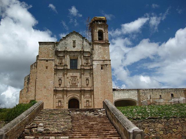 Templos de la Mixteca herencia de los frailes dominicos