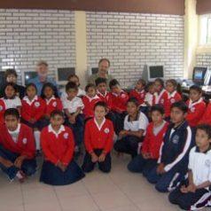Escuelas mixtecas, sin infraestructura
