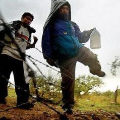 En riesgo migrantes mixtecos por militarización de frontera norte