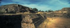 Monte Albán Oaxaca