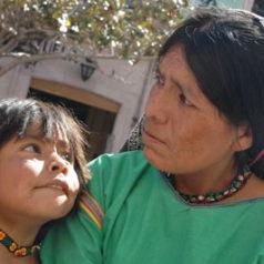 4 de cada 10 madres mixtecas sufre por su pareja violencia