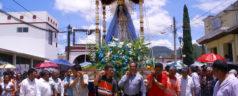 Celebra Tlaxiaco a la Santísima Virgen de la Asunción