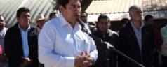 Rendirá Germán Simancas informe de 113 obras de su primer año de gestión