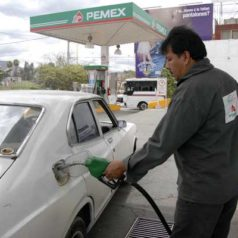 Impacta gasolinazoa transportistas