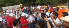 Priístas jalonearon a jóvenes manifestantes del #YoSoy132