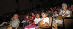 Huajupan dictan conferencia sobre El Sitio