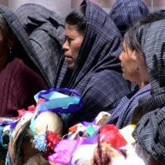 Festejan a San Juan Bautista en Mixtepec