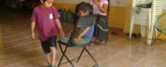 En riesgo de quedarse sin escuela infantes triquis desplazados