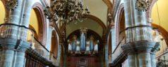 Invitan a concierto de órgano en la Catedral de Oaxaca