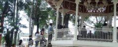 Actas gratis en el parque de Tlaxiaco