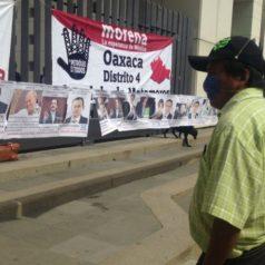 Protestan opositores a la reforma energética en cuatro estados