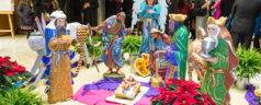 Oaxaca funde su sabor y colorido, maravilla con su arte al Estado Vaticano