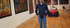 Artista mexicano sorprendió con sus obras en Miami Beach
