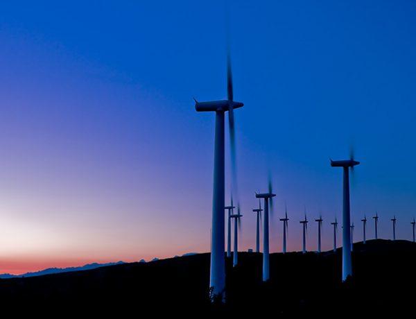 Instalarán en el Istmo otras 1,400 turbinas eólicas