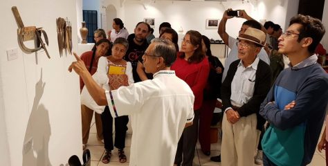 Alfarería en peligro de extinción, muestra en la Facultad de Bellas Artes-UABJO