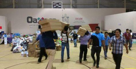 Empresa Bimbo apoya a damnificados en Oaxaca