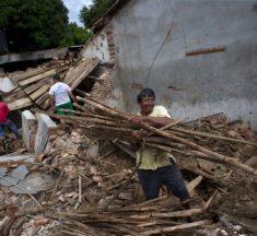 Sismo castiga la región mixteca en Oaxaca; hay un muerto, derrumbes y desgajes de cerros